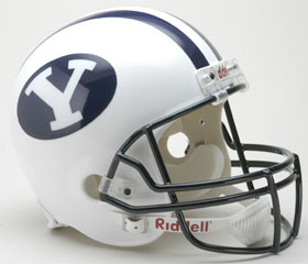 Brigham Young Full Sized Replica Helmet