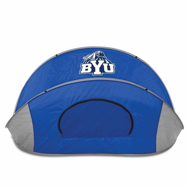 Brigham Young Manta Sun Shelter (Blue)