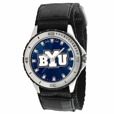 Brigham Young Mens Veteran Watch
