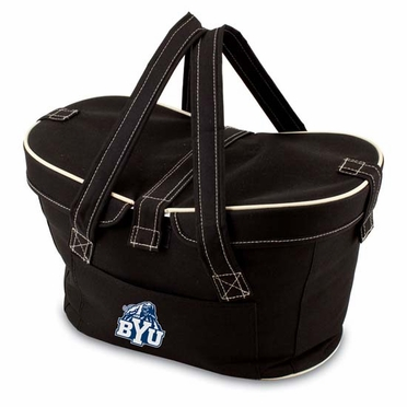 Brigham Young Mercado Picnic Basket (Black)