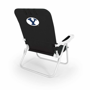 Brigham Young Monaco Beach Chair (Black)