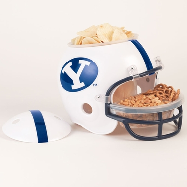 Brigham Young Snack Helmet