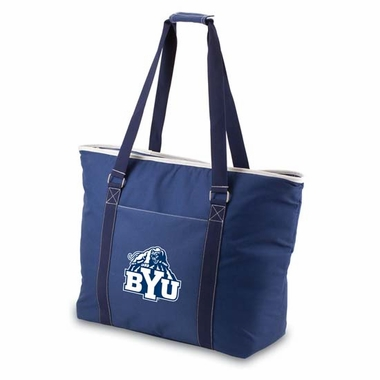 Brigham Young Tahoe Beach Bag (Navy)