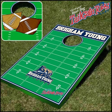Brigham Young Tailgate Toss Cornhole Beanbag Game