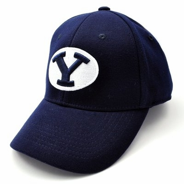 Brigham Young Team Color Premium FlexFit Hat