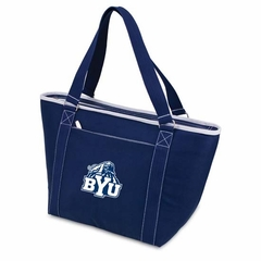 Brigham Young Topanga Embroidered Cooler Bag (Navy)