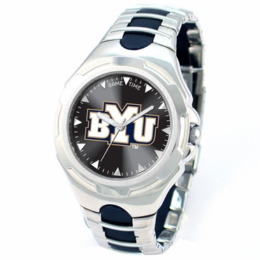 Brigham Young Victory Mens Watch