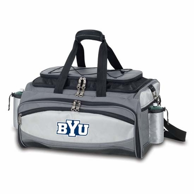 Brigham Young Vulcan Embroidered Tailgate Cooler (Black)