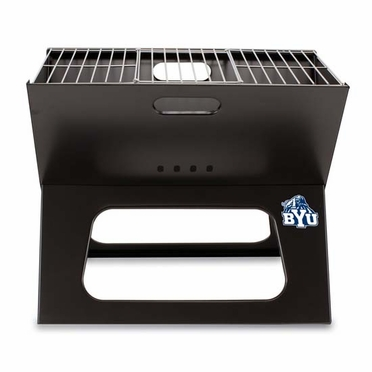 Brigham Young X-Grill (Black)