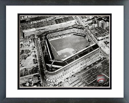 Brooklyn Dodgers Ebbets Field 1948 16x20 Framed and Double-Matted Photo