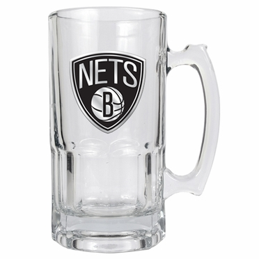 Brooklyn Nets 1 Liter Macho Mug