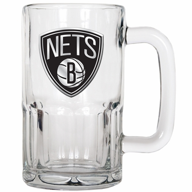 Brooklyn Nets 20oz Root Beer Mug