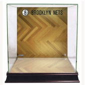 Brooklyn Nets Display Cases