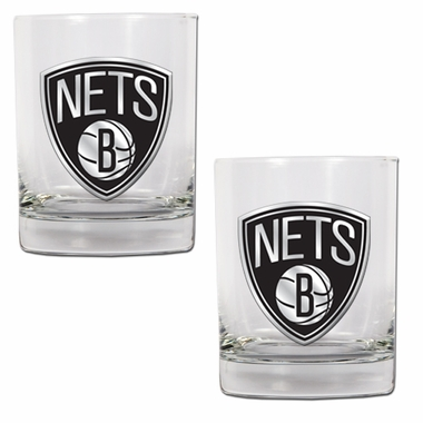 Brooklyn Nets Double Rocks Set