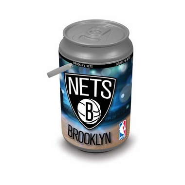 Brooklyn Nets Mega Can Cooler