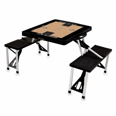 Brooklyn Nets Picnic Table Sport (Black)