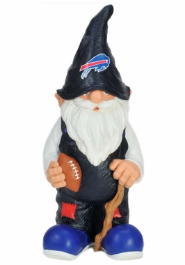 "Buffalo Bills 11"" Male Garden Gnome"