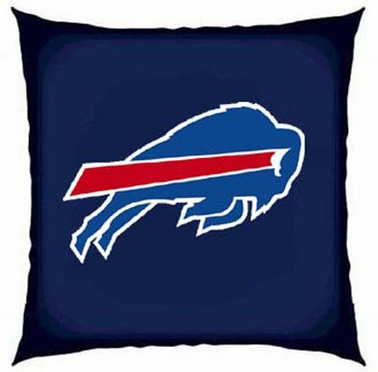 Buffalo Bills 15 Inch Applique Pillow