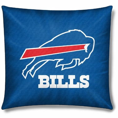 Buffalo Bills 18 Inch Toss Pillow