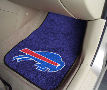 Buffalo Bills 2 Piece Car Mats