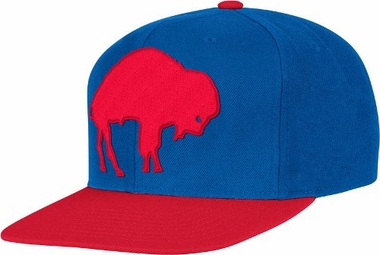 Buffalo Bills 2-Tone Vintage Snap back Hat