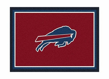 "Buffalo Bills 3'10"" x 5'4"" Premium Spirit Rug"