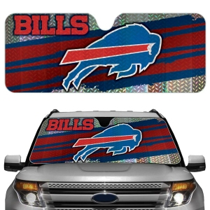 Buffalo Bills Auto Sun Shade
