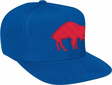 Buffalo Bills Basic Logo Snap Back Hat
