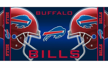 Buffalo Bills Beach Towel