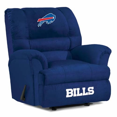 Buffalo Bills Big Daddy Recliner