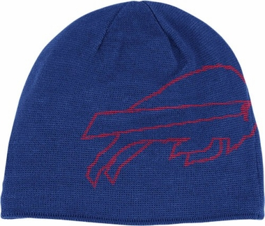 Buffalo Bills Big Logo Knit Hat