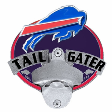 Buffalo Bills Bottle Opener Hitch Cover