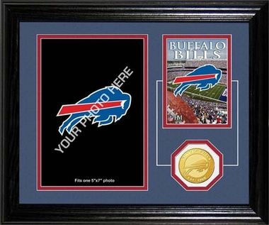 Buffalo Bills Buffalo Bills Framed Memories Desktop Photo Mint