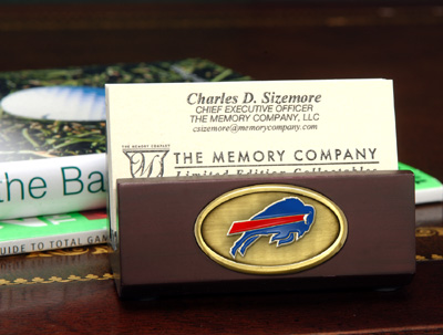 Buffalo Bills Business Card Holder
