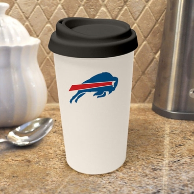 Buffalo Bills Ceramic Travel Cup