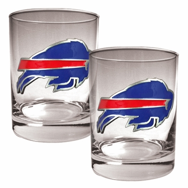 Buffalo Bills Double Rocks Set