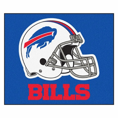 Buffalo Bills Economy 5 Foot x 6 Foot Mat