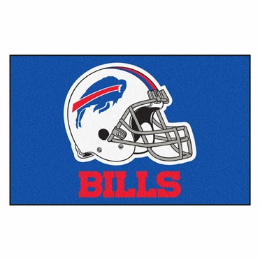 Buffalo Bills Economy 5 Foot x 8 Foot Mat