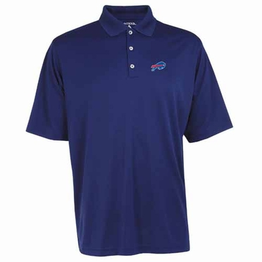 Buffalo Bills Mens Exceed Polo (Team Color: Royal)