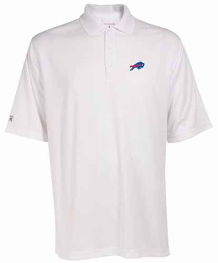 Buffalo Bills Mens Exceed Polo (Color: White)