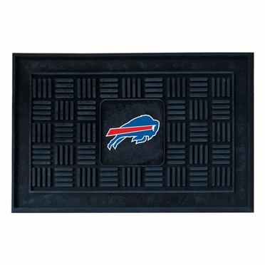 Buffalo Bills Heavy Duty Vinyl Doormat