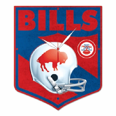 Buffalo Bills High Definition Wall Clock (Vintage)
