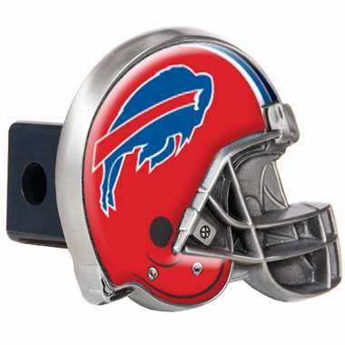Buffalo Bills Metal Helmet Trailer Hitch Cover