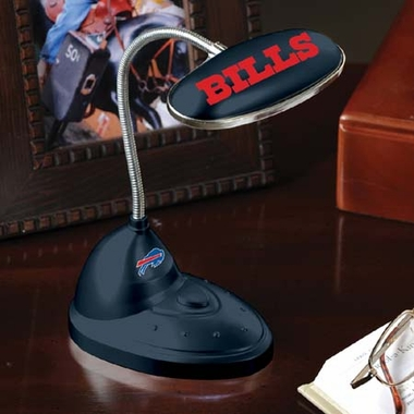 Buffalo Bills Mini LED Desk Lamp