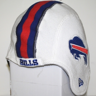 Buffalo Bills New Era Pigskin Helmet Knit Hat