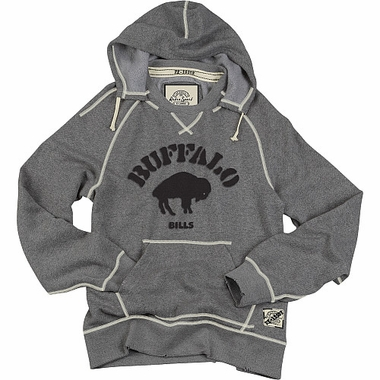Buffalo Bills Retro Sport Hooded Sweatshirt