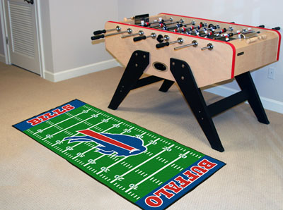 Buffalo Bills Runner Rug