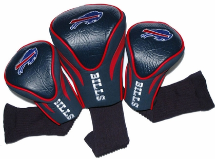 Buffalo Bills Set of Three Contour Headcovers