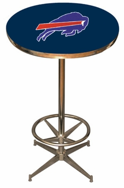 Buffalo Bills Team Pub Table