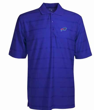 Buffalo Bills Mens Tonal Polo (Team Color: Royal)